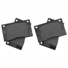Brake Pad Set, front, Mintex