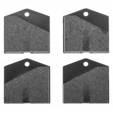 Brake Pad Set, handbrake, Aftermarket
