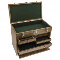 Machinist Toolbox, 8 drawer