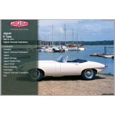 OTP Jaguar E-Type (1961-1974) (USB Portable)