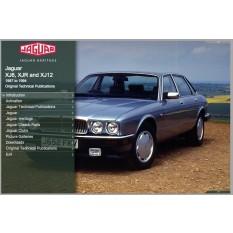 OTP Jaguar XJ40 XJ6, XJR & XJ12 (1987-1994) (USB/Online)