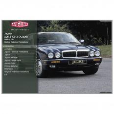 OTP Jaguar X300 XJ6 & XJ12 (1995-1997) (USB Portable)