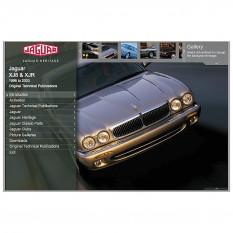 OTP Jaguar X308 XJ8 & XJR (1998-2002) (USB/Online)