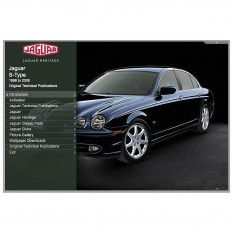 OTP Jaguar S-Type (1998-2008) (USB Portable)