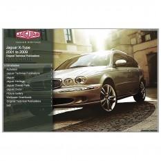 OTP Jaguar X-Type (2001-2009) (USB Portable)