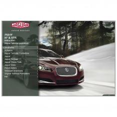 OTP Jaguar XF & XFR (2008-2010) (USB Portable)