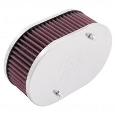 Air Filter, K&N, Weber DCOE, centre hole, 63mm