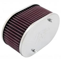 Air Filter, K&N, Weber DCOE, centre mount, 83mm