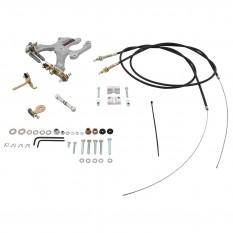 Linkage Kit, Weber DCOE carburettor, Mangoletsi, twin cable