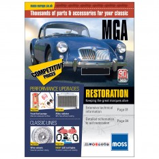 MGA Parts Catalogue