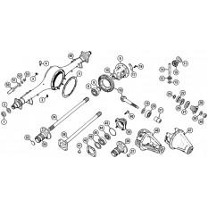 Axles Differentials also Clutch Gearbox Axle furthermore Clutch Gearbox Axle further Kingpins furthermore Axles Differentials. on mgb axles