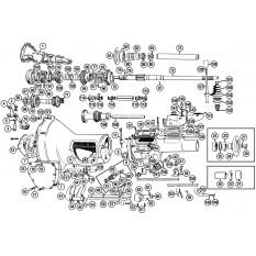 Internal Gearbox - MGA (1955-62)