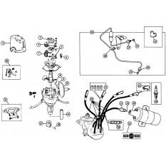 Ignition System - MGA