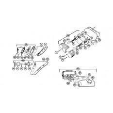 Rear Lamps & Fittings - MGA