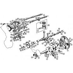 Internal Engine - MGA Twin Cam (1958-60)