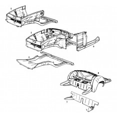 Chassis Sub-Assemblies - MGB & MGB GT (1962-80)