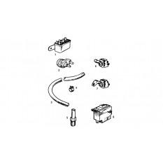 Overdrive Controls & Electrics - MGB