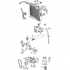 Cooling System: Electric Fan - MGB