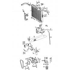 Cooling System: Electric Fan - MGB & MGB GT (1976-80)