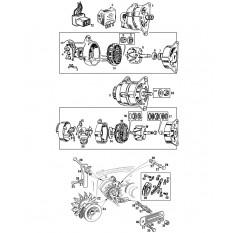 Alternator - MGB & MGB GT (1968-80)