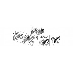 Side Lamps & Indicators - MGB & MGB GT (1962-80)