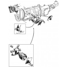 Engine Mountings - MGB & MGB GT (1962-80)