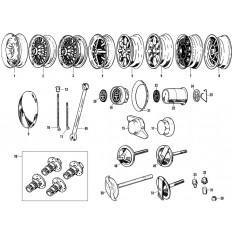 Road Wheels & Tools - MGB & MGB GT (1962-80)