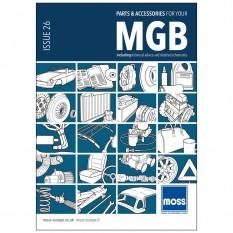 MGB Parts Catalogue