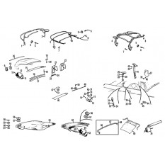 Chassis Subframes as well Cockpit Fittings besides Hoods Hood Frames Fittings additionally Hoods Hood Frames Fittings furthermore 537124693030149719. on jaguar x type frame