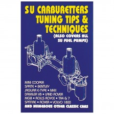 Tuning SU Carburettors