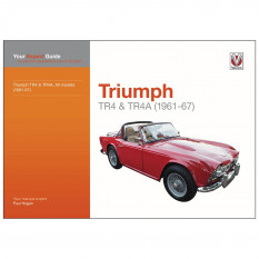 Your Expert Guide to TR4 and TR4A