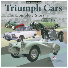 Triumph Cars, the complete story