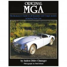 Original Series MGA Book