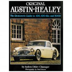 Original Series Austin-Healey 100-6 & 3000 Book by Bill Piggot