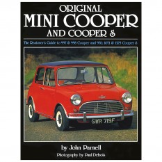 Original Series Mini Cooper Book