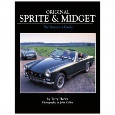 Original Series Sprite & Midget Book