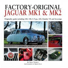 Original Jaguar Mk1-2 book by Nigel Thorley