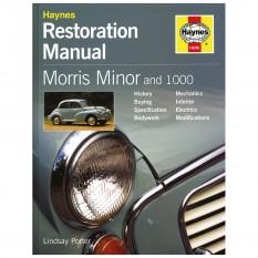 Restoration Manual, Morris Minor