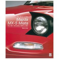 Mazda MX-5 Mk1 NA 1988-1997 Book By Brian Long