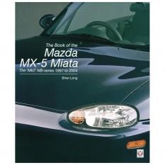 Mazda MX-5 Mk2 NB 1997-2004 Book By Brian Long