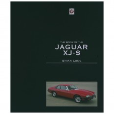The Book Of The XJ-S, hardback book