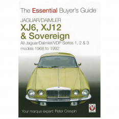 Essential Buyers Guide Jaguar XJ6, XJ12 and Sovereign