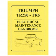 Electrical Maintenance Handbook, TR250-6