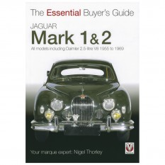Essential Buyers Guide Jaguar Mark I-II 1955-1969, book