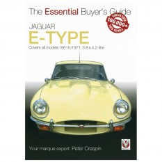 Essential Buyers Guide Jaguar E-Type 3.6-4.2 Litre, book
