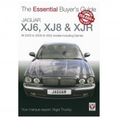 Essential Buyers Guide Jaguar/Daimler XJ X350 2003-09, book