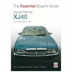 Essential Buyers Guide Jaguar/Daimler XJ40 1986-94, book