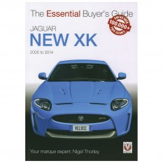 Essential Buyers Guide Jaguar XK X150 2005-14, book