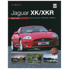 You And Your Jaguar XK/XKR