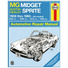 Haynes Workshop Manual, Sprite & Midget